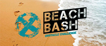 Beach Bash Obstacle Challenge