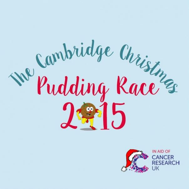 Cambridge Christmas Pudding Race