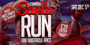 Cornish Santa Run