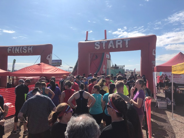 Race Recap: Arizona Rugged Maniac | Mud