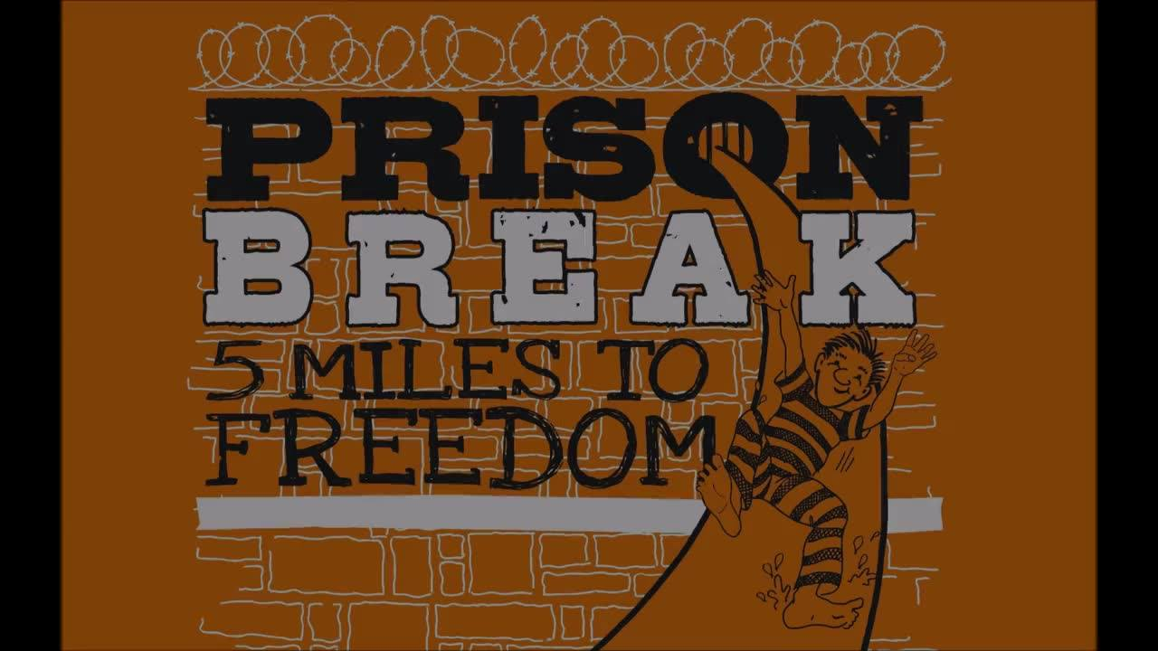 Jefferson City Prison Break