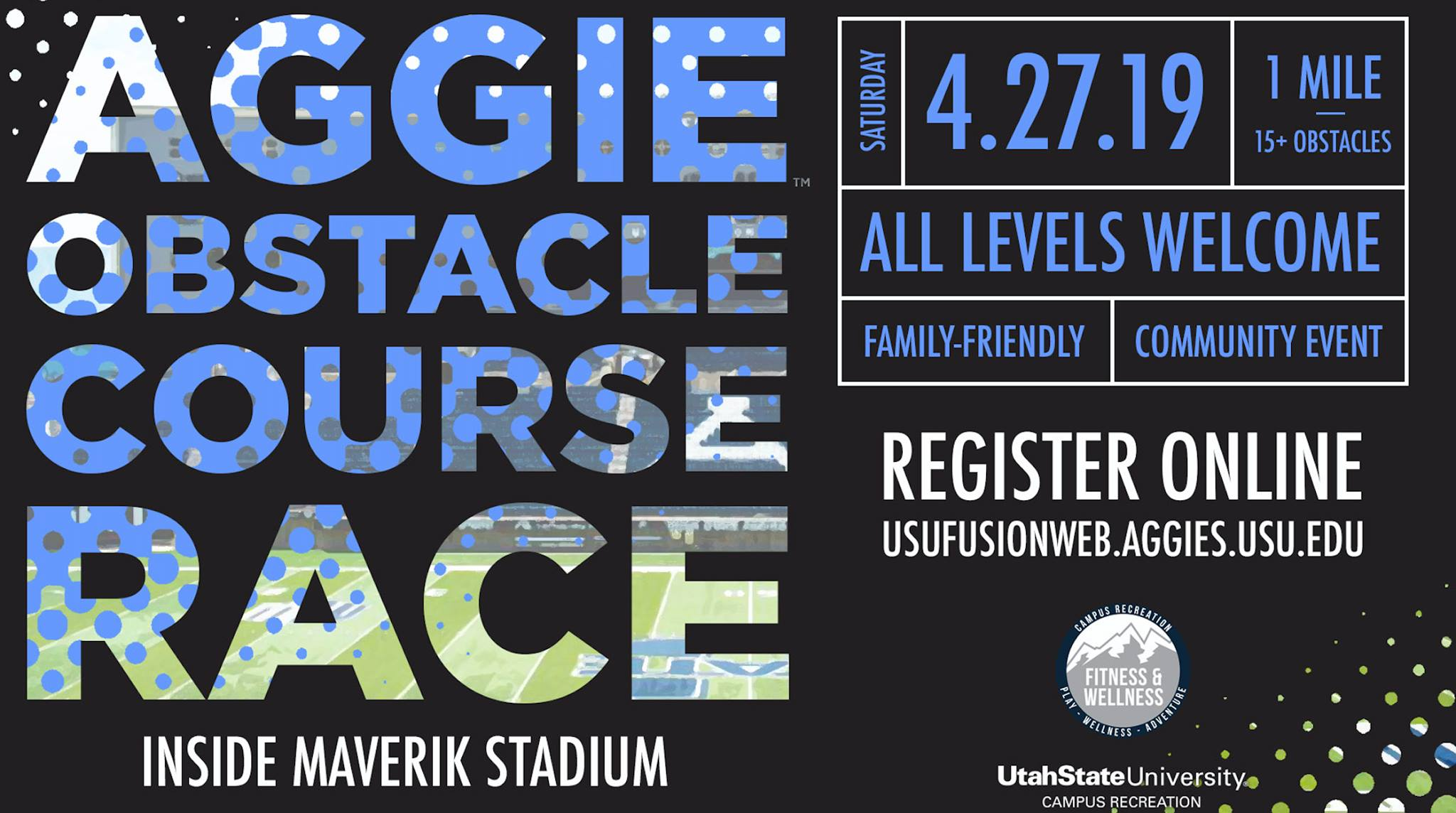 Aggie Obstacle Course Race