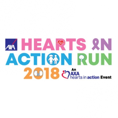 AXA Hearts In Action
