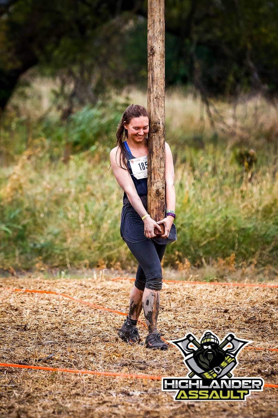 The Caber Carry- See what I mean about the pictures looking epic?